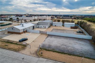 Dallas County, Collin County, Rockwall County, Ellis County, Tarrant County, Denton County, Grayson County Commercial For Sale: 1400 Blue Danube Street