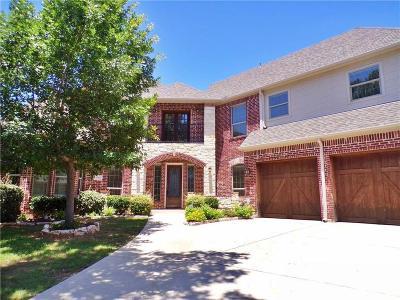 North Richland Hills Single Family Home For Sale: 7109 Stone Villa Circle