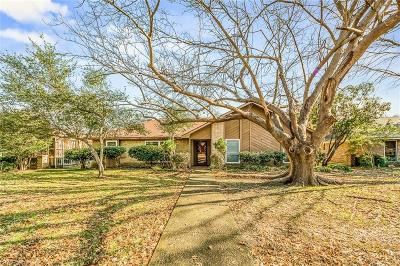 Allen Single Family Home For Sale: 732 Bush Drive