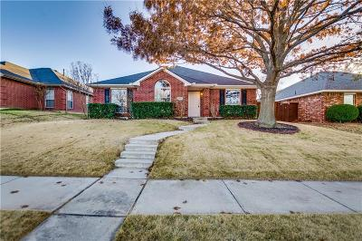 Frisco Single Family Home For Sale: 9999 Buckingham Lane