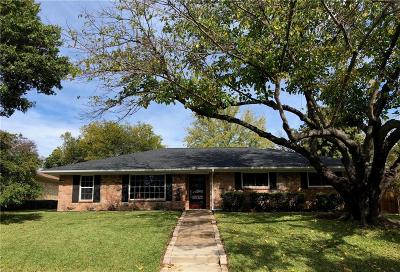Single Family Home For Sale: 2913 Brookview Drive