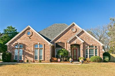 Lindale Single Family Home Active Contingent: 12971 Winding Oak