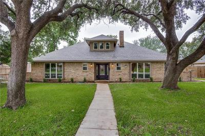 Carrollton Single Family Home For Sale: 2405 Meadow Creek Drive