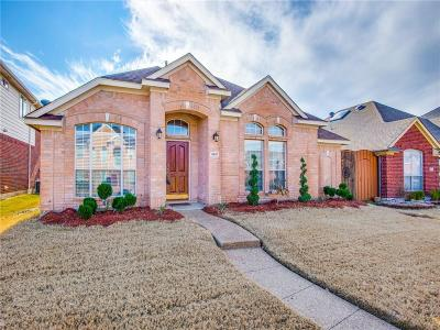 The Colony Single Family Home For Sale: 5617 Norris Drive