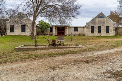Evant Farm & Ranch For Sale: 1160 E Us Highway 84