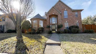 Garland Single Family Home For Sale: 425 Rivercove Drive