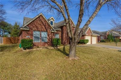 Denton Single Family Home For Sale: 3325 Mustang Drive