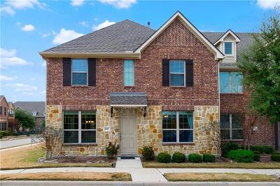 McKinney Townhouse Active Kick Out: 4301 Pecan Knoll