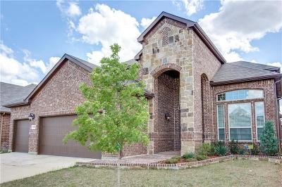 Fort Worth Single Family Home Active Option Contract: 5108 Dominica Lane