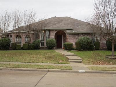 Allen Single Family Home For Sale: 1027 Mark Twain Drive