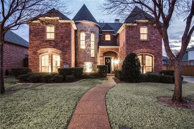 Carrollton Single Family Home Active Option Contract: 1428 Van Winkle Drive