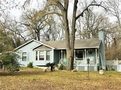 Mabank Single Family Home For Sale: 152 Buffalo Springs Road