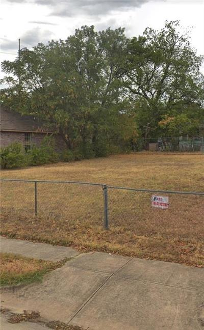 Parker County, Tarrant County, Wise County Residential Lots & Land For Sale: 1228 Bessie Street