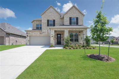 Rowlett Single Family Home For Sale: 2818 Burgundy Trail