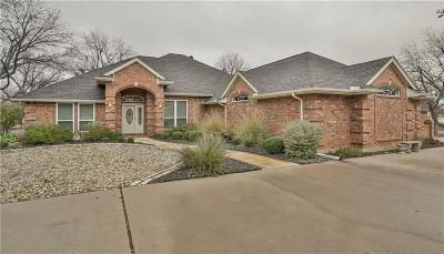 Granbury Single Family Home Active Contingent: 5808 Nutcracker