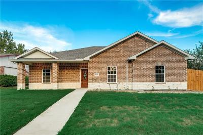 Garland Single Family Home For Sale: 6318 McCartney Lane