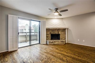 Dallas County Condo For Sale: 7640 W Greenway Boulevard #6F