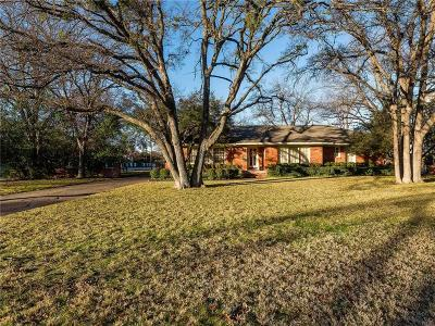 Dallas County Residential Lots & Land For Sale: 6007 Lupton Drive