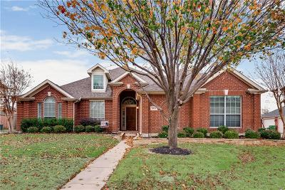 Mansfield Single Family Home For Sale: 3010 Saint Francis Drive