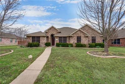 Red Oak Single Family Home For Sale: 207 Sandy Way