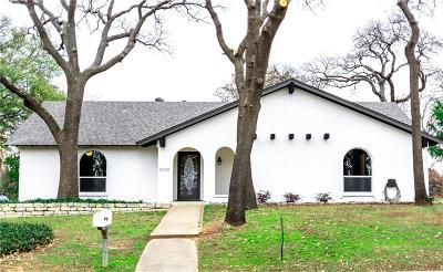 Colleyville Single Family Home For Sale: 5700 Oak Top Drive