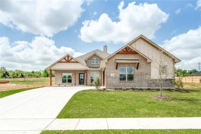Burleson Single Family Home For Sale: 3428 Greenway Drive