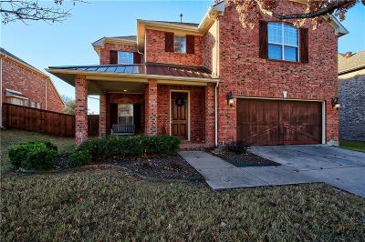 McKinney Single Family Home For Sale: 1708 Templegate Drive