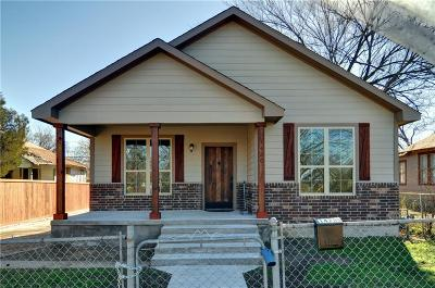 Fort Worth Single Family Home For Sale: 1420 E Myrtle Street