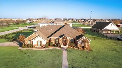 Haslet Single Family Home Active Option Contract: 14316 Scenic Ridge Road