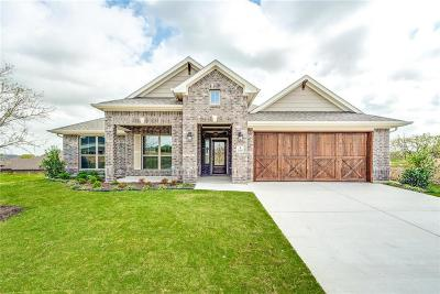 Burleson Single Family Home For Sale: 3105 Arbor View Drive