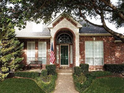 Richardson Single Family Home For Sale: 1811 Meadowcove Drive