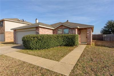 Denton Single Family Home For Sale: 3230 Andalusian Drive