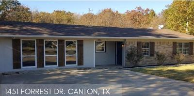 Canton Single Family Home For Sale: 1451 Forrest Drive