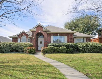 Frisco Single Family Home For Sale: 5805 Greensboro Drive