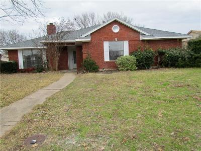 Desoto Single Family Home For Sale: 932 Knollwood Drive