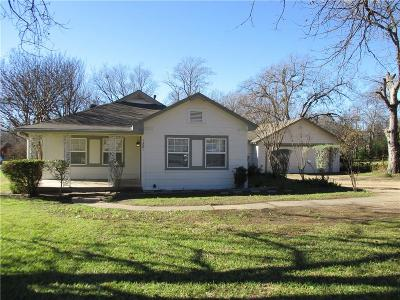 River Oaks Single Family Home For Sale: 1301 Roberts Cut Off Road