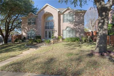 Coppell Single Family Home For Sale: 534 Greenwich Lane