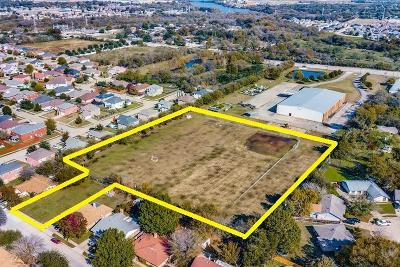 Grand Prairie Residential Lots & Land For Sale: 1417 Acosta Street