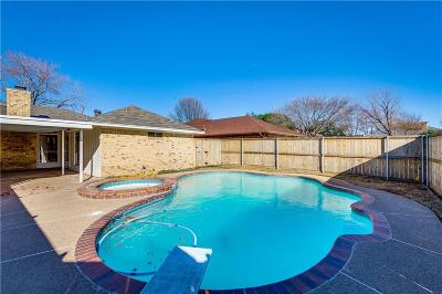 Carrollton Single Family Home For Sale: 2240 Roundrock Drive