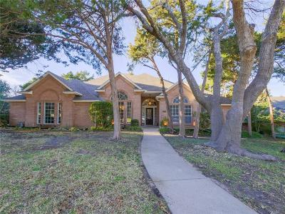 Cedar Hill Single Family Home For Sale: 1825 Wood Dale Circle