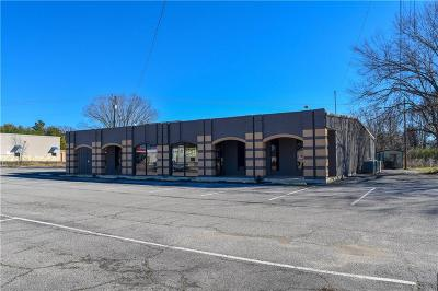 Athens Commercial For Sale: 1408 E Tyler Street