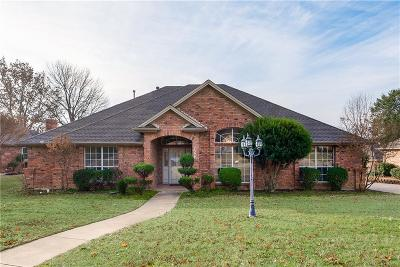 Colleyville Single Family Home Active Option Contract: 3502 Fox Glen Drive