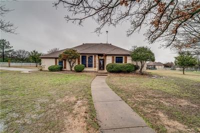 Burleson Single Family Home Active Kick Out: 317 Graystone Road