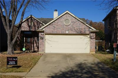 Flower Mound Single Family Home For Sale: 1709 Prescott Drive