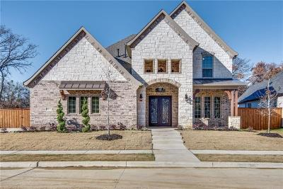 North Richland Hills Single Family Home For Sale: 8513 Fresh Meadows
