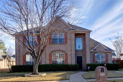 Keller Single Family Home For Sale: 404 Pin Oak Trail