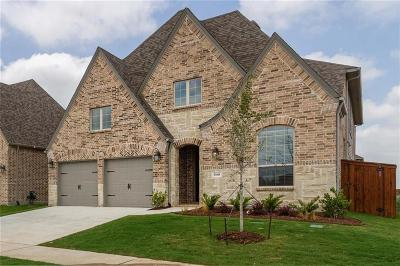 Haslet Single Family Home For Sale: 1660 Stowers Trail