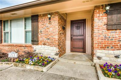 Irving Single Family Home For Sale: 215 Linda Lane