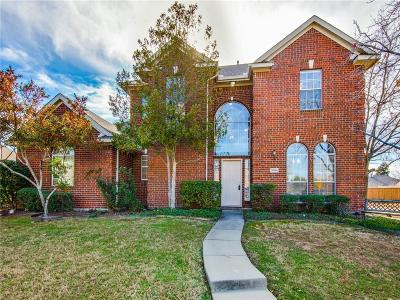 Mckinney Single Family Home Active Option Contract: 3309 Palmtree Drive