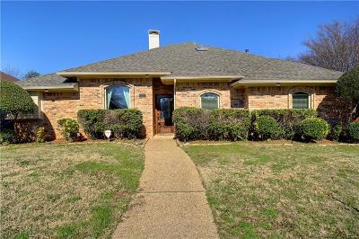 Irving Single Family Home For Sale: 611 Stone Canyon Drive